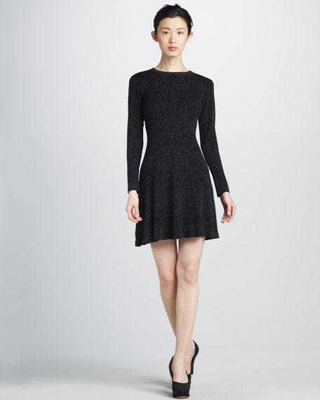 Python-Print Ballerina Dress