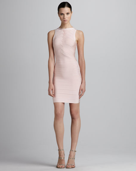 Reversible Bandage Dress