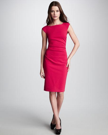 Gabi Viscose-Blend Dress
