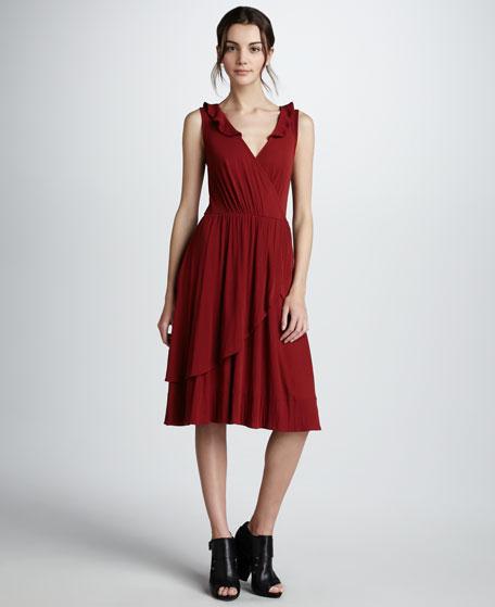 Cornelian Jersey Dress