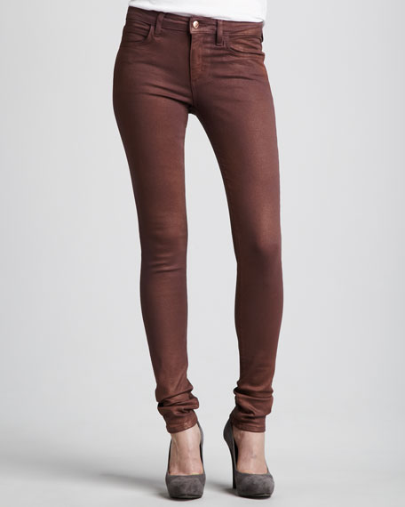 The Skinny Jeans, Waxed Copper