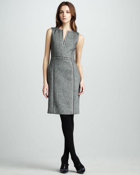 Cornelia Tweed Dress