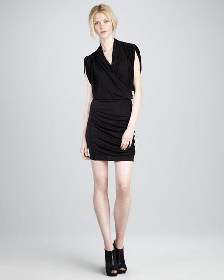 Valerie Draped Dress