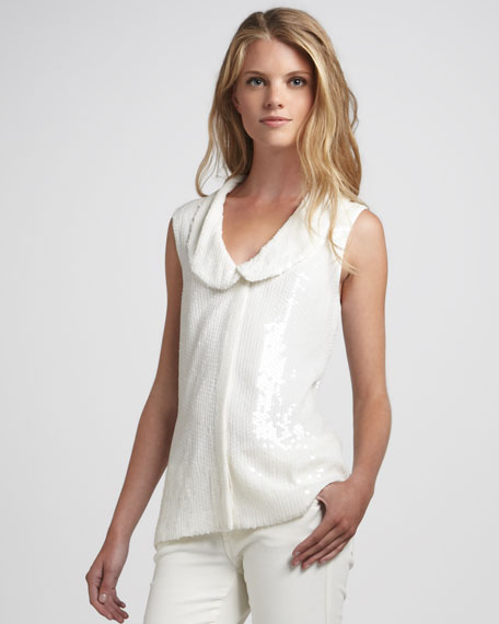 Tenley Sequined Tunic