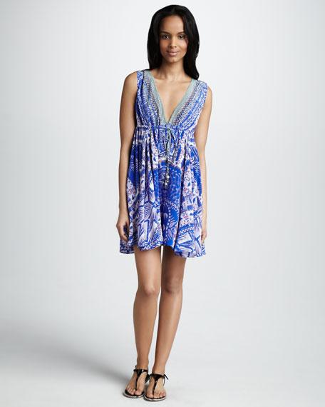 Tote Bagm Drawstring Dress