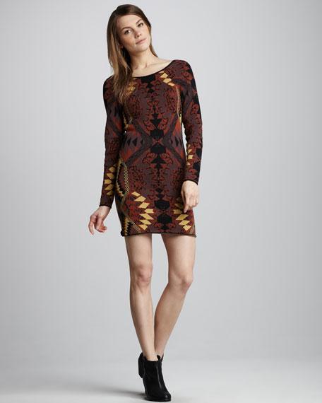 Huntress of Man Combo Dress