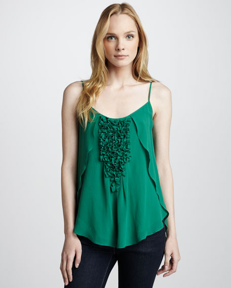 Envy Ruffled Top