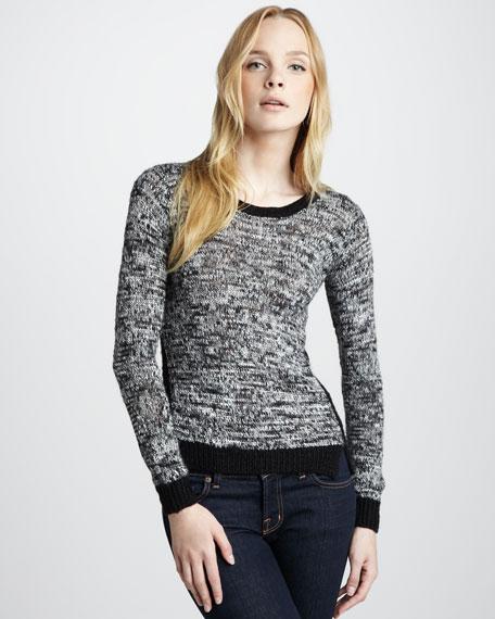 Heathered Sweater