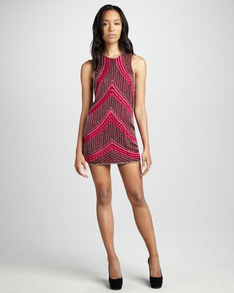 Wavy-Bead Dress