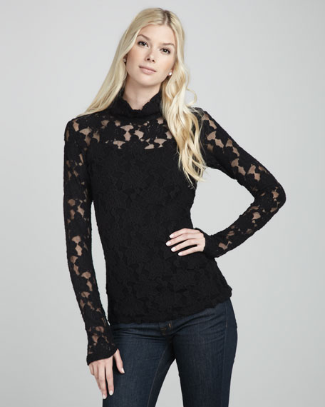 Kimberly Lace Top