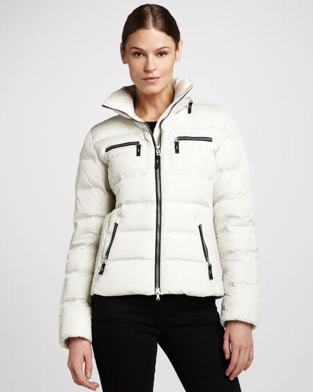 Leony Down-Fill Puffer Jacket
