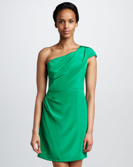 Marilyn One-Shoulder Dress