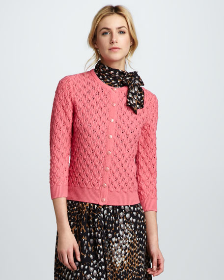 Lonely Hearts Knit Cardigan