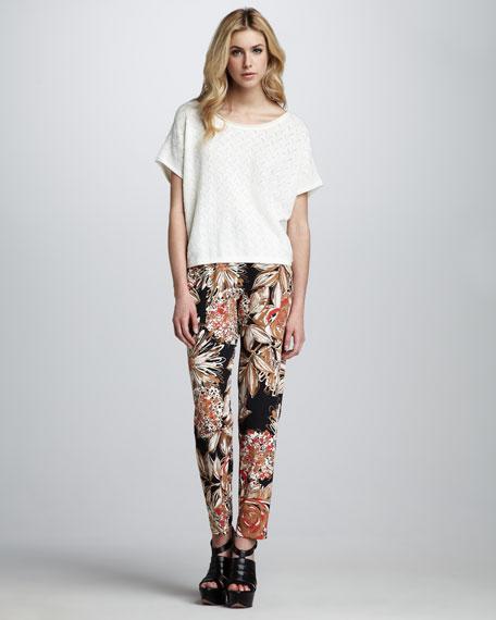 Talia Printed Pants