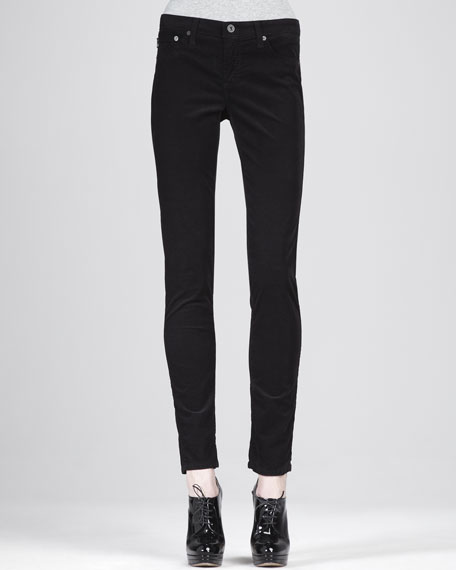 Super Black Legging Jeans