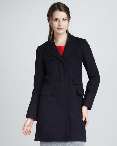 Ivan Felt Coat