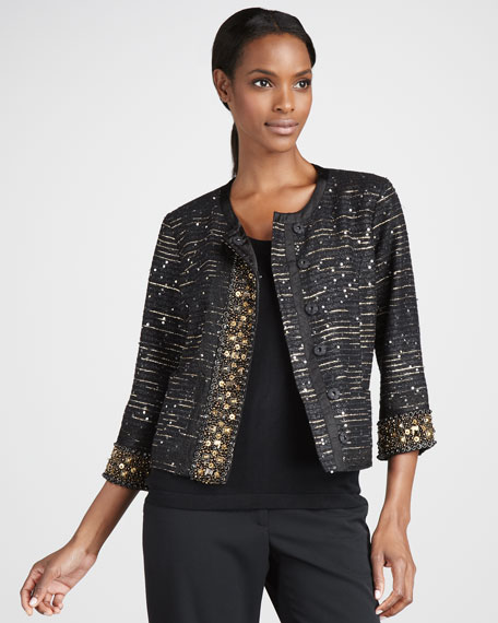 Midnight Marais Jacket, Women's