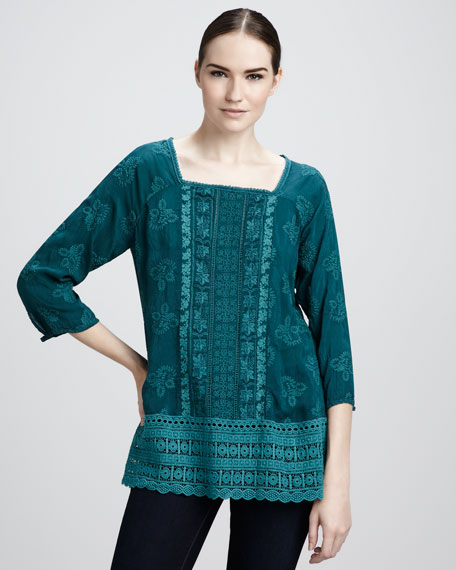Quiet Wind Tunic
