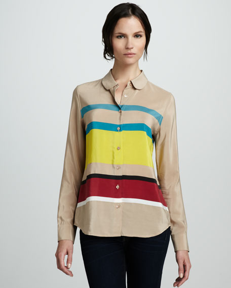 Sophie Striped Blouse