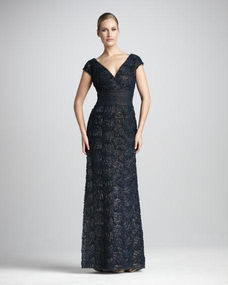Soutache Gown
