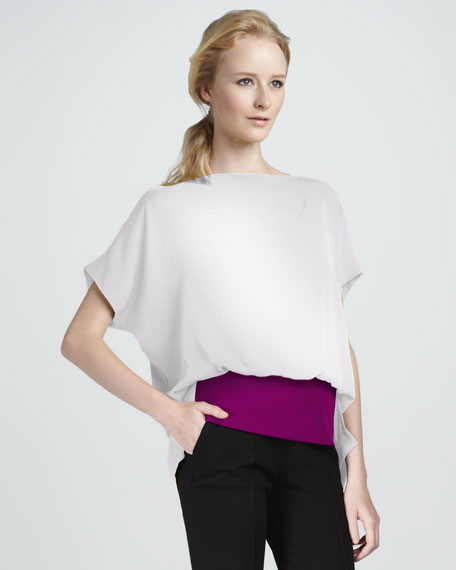 Goya Colorblock Top