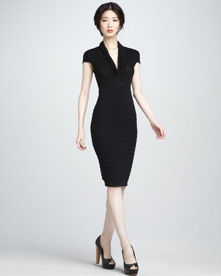 Slim Knit Dress