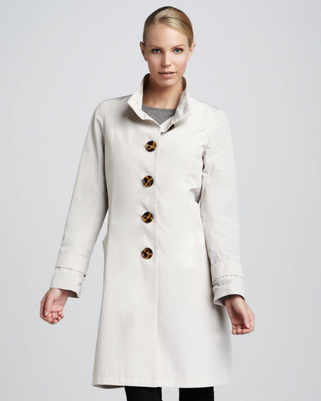 Zipped-Out Liner Coat