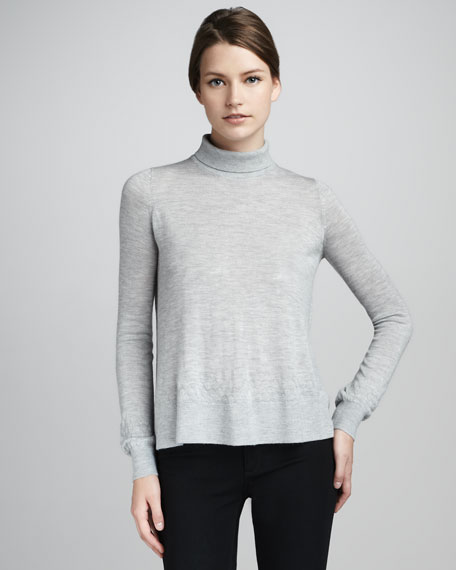 Kull Slub Turtleneck Sweater