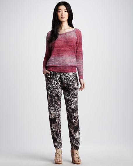 Padma Printed Pants