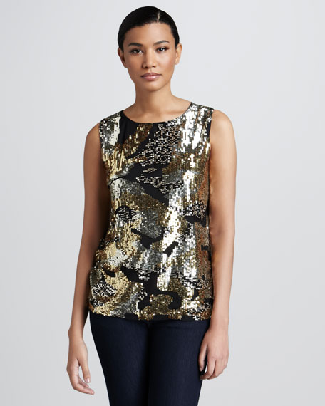 Sequined Shell