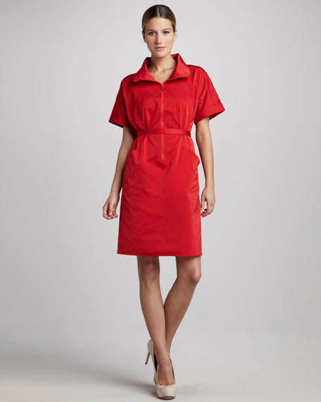 Kelston Belted Shirtdress