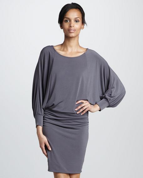 Blouson Jersey Dress