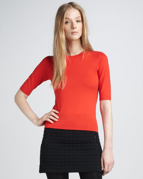 Stretch-Wool Top