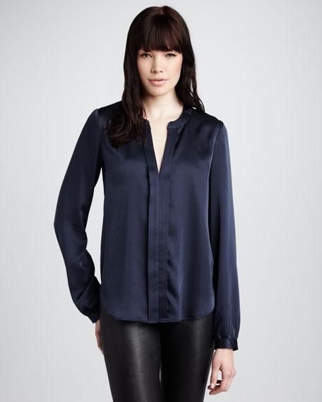 Long-Sleeve Blouse
