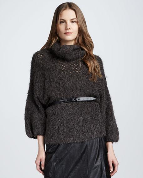 Thick-Yarn Sweater