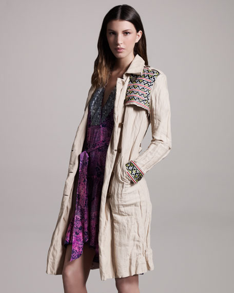 New Timeless Trench