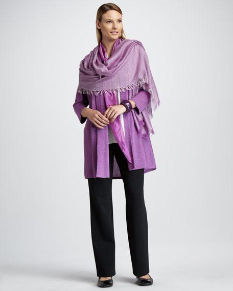Silk Sleeveless Blouse, Women's