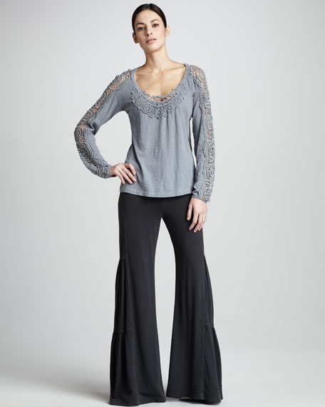 Terry Knit Pants