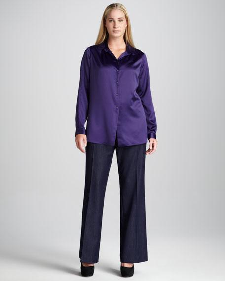 Merlin Denim Pants, Women's