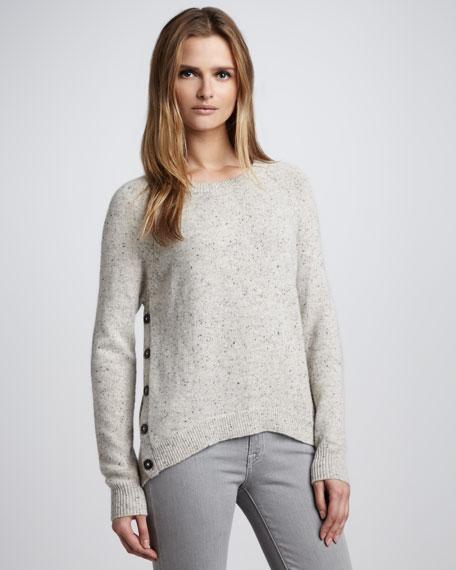 Hi-Lo Cashmere Sweater