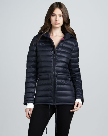 Quilted Puffer Coat