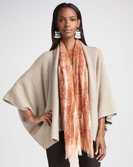 Cashmere Kimono Cardigan