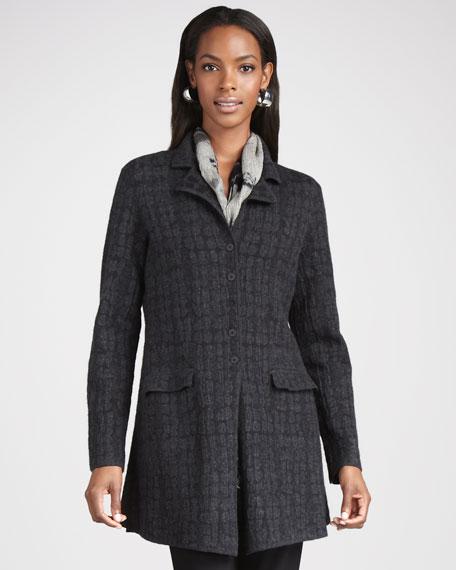 Cobblestone Long Jacket