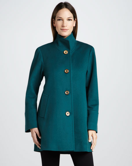Wool Car Coat