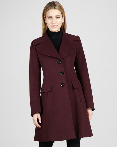 Princess Wool Coat