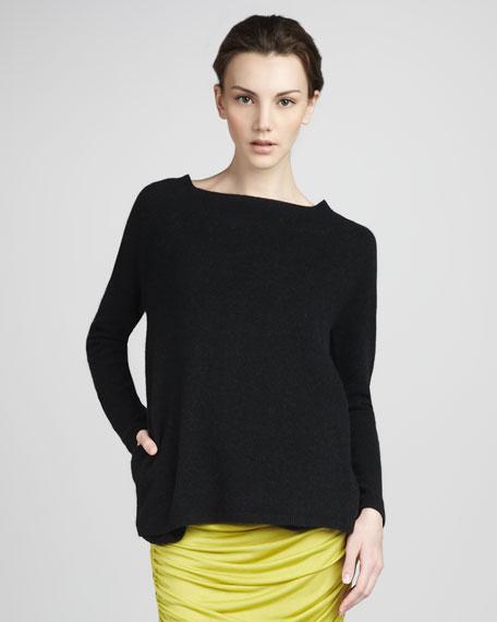 Back-V Sweater