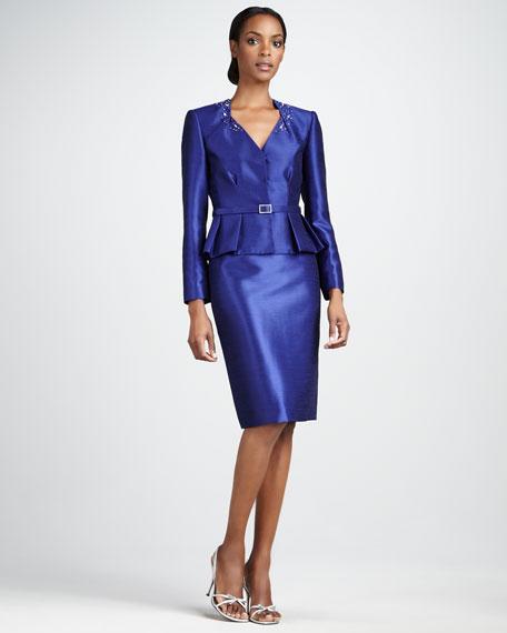 Beaded Suit