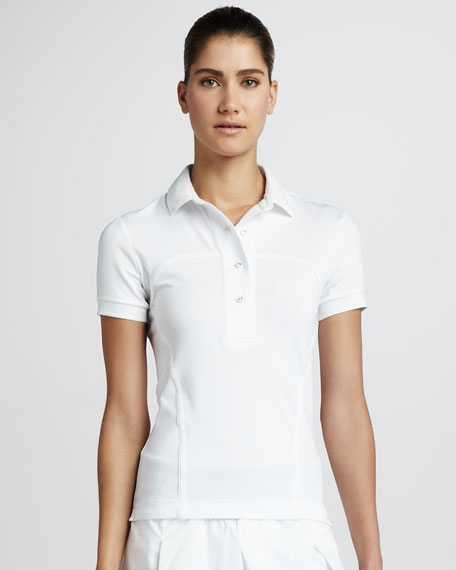 Tennis Performance Polo