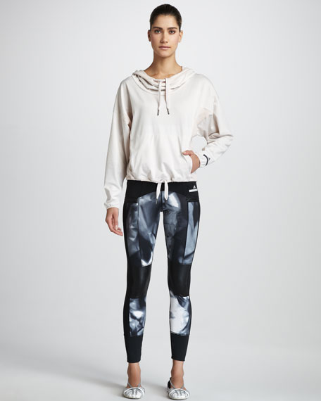 Graphic Running Tights