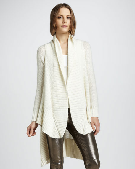 Colby High-Low Cardigan